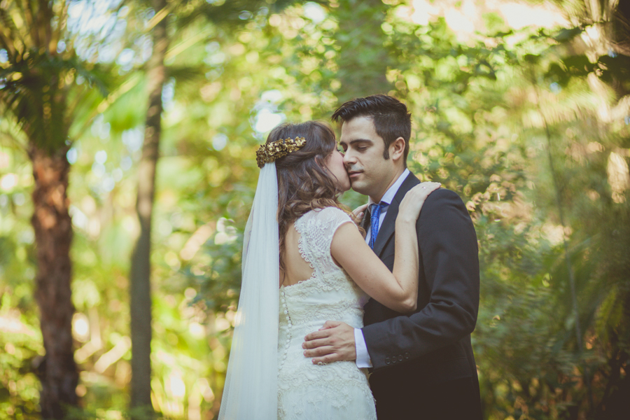 Fotos de boda en Málaga