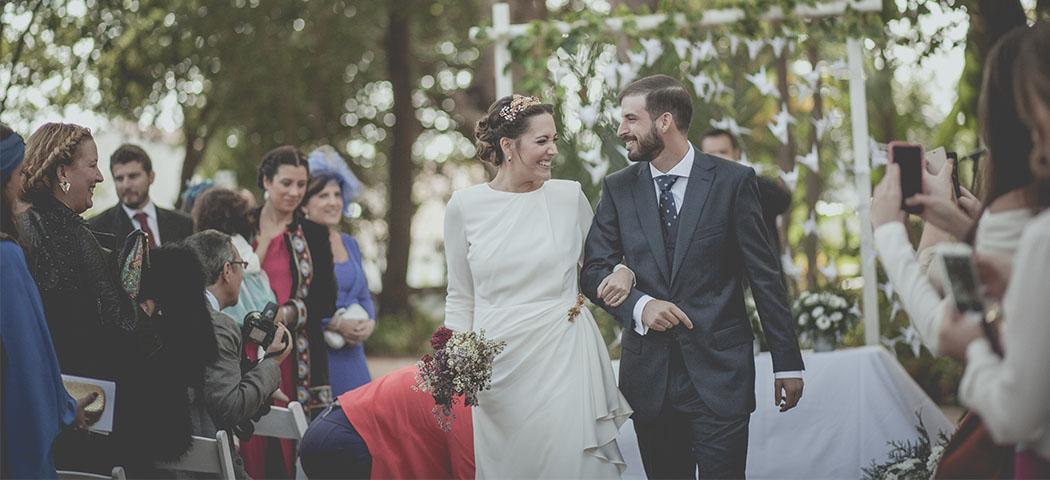 Fotos de boda Hacienda El Álamo