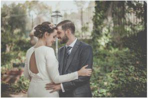 Bonito vídeo de boda película vintage en Málaga